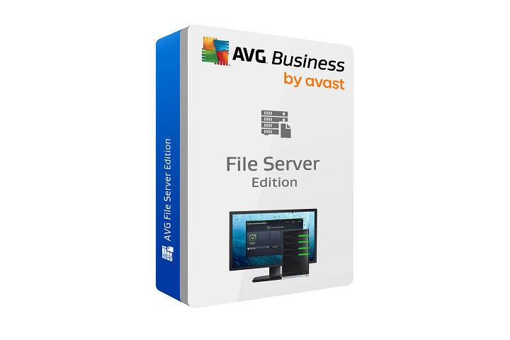 AVG File Server Business Edition